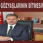 Büyükşehir Belediye Başkanı Ahmet Çakır, Mevlid Kandili mesajı yayınladı