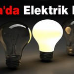 20-21-22 Mayıs Malatya'da Elektrik Kesintisi