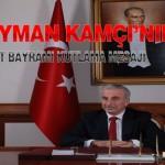 Vali Kamçı'nın 29 Ekim Cumhuriyet Bayramı Mesajı