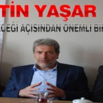 Nurettin Yaşar Türkiye'nin Geleceği Açısından Önemli Bir Seçim