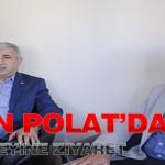 BAŞKAN POLAT'DAN KENT KONSEYİNE ZİYARET