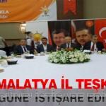 Ak Parti Malatya İl Teşkilatı 'Dünden Bugüne' İstişare Edildi