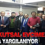 Cumhurbaşkanı Erdoğan'a Hakaretten Sanatçı Evcimen Yargılanıyor