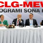 UCLG-MEWA Programı Sona Erdi