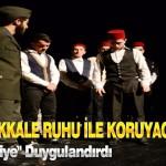 """""""Mekteb-i Sultaniye"""" Duygulandırdı"""