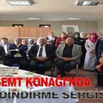 Yeşiltepe Semt Konağı'nda Meslek Edindirme Sergisi