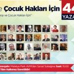 44 Yazarı Malatya'da Buluşturuyor