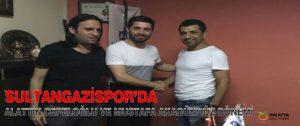 Sultangazispor'da Alattin Cepeloğlu ve Mustafa Akagündüz Dönemi