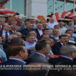 Vali Toprak, Malatya TSO Binasının Resmi Açılışı'na Katıldı