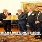 Kılıçdaroğlu MİAD Üyelerini Kabul Etti