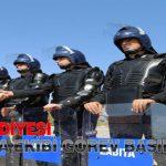 Elazığ Belediyesi Çevik Zabıta Ekibi Görev Başında