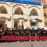 Vali Galip Demirel Ortaokulu'nun Resmi Açılışı Yapıldı