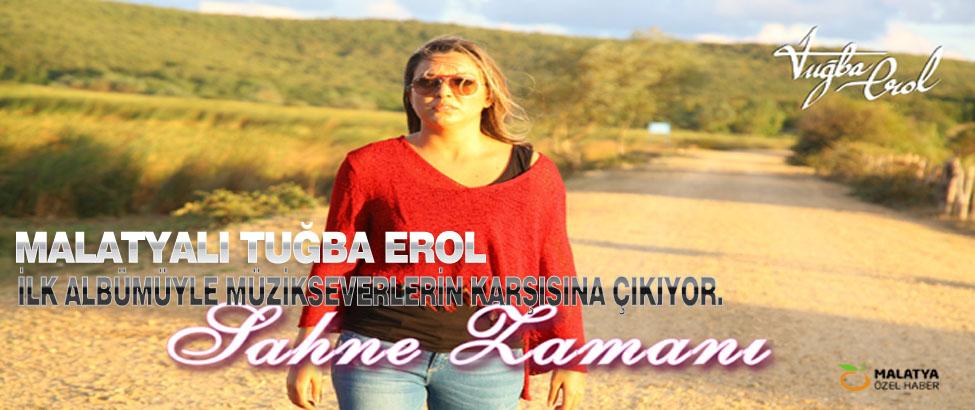Malatyalı Tuğba Erol, İlk Albümüyle Müzikseverlerin Karşısına Çıkıyor