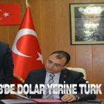 Malatya'da Osb'de Dolar Yerine Türk Lirası