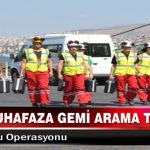 Gümrük Muhafaza Gemi Arama Timlerinden Uyuşturucu Operasyonu