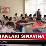 Semt Konakları Sınavına 4 Bin Kişi Girdi