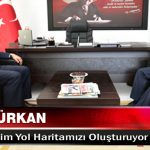 Başkan Gürkan, STK'lar Bizim Yol Haritamızı Oluşturuyor