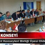 Sivas Kent Konseyi, Türkiye Kent Konseyleri Birliği Üyesi Oldu