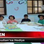 Tarsim'den Nezaket Okulları'na Hediye