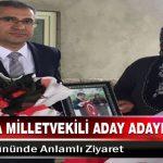 MHP Malatya Milletvekili aday adayı Coşkun'dan Anneler Gününde Anlamlı Ziyaret