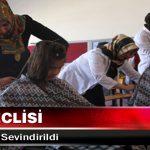 Sivas'da Öğrenciler Sevindirildi