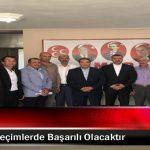 Avşar ,MHP Yerel Seçimlerde Başarılı Olacaktır