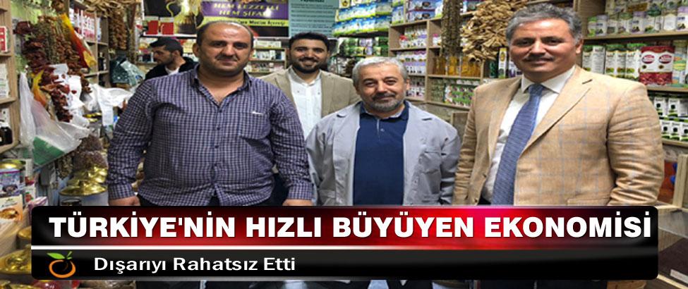Türkiye'nin Hızlı Büyüyen Ekonomisi Dışarıyı Rahatsız Etti