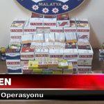 Emniyetten Kaçakçılık Operasyonu