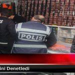 Polis Silah Bayilerini Denetledi
