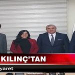 Mustafa Kılınç'tan Abyb'ye ziyaret