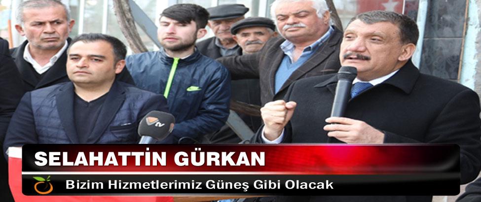 Gürkan'dan Doğanşehir çıkarması
