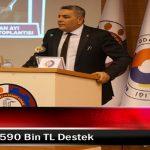 TSO'ya TOBB'dan 590 Bin TL Destek