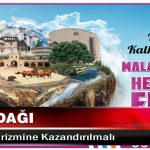 Nemrut Dağı Malatya Turizmine Kazandırılmalı