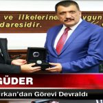 Battalgazi Belediyesi'nde Devir Teslim Yapıldı