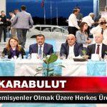 Rektör Karabulut, Başta Akademisyenler Olmak Üzere Herkes Üretmek Zorunda